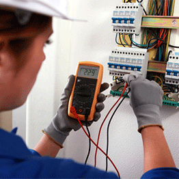 Insurance electrician contractor